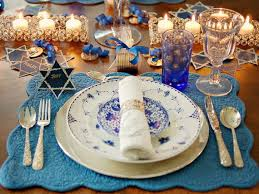 decorations for hanukkah 70 classic and hanukkah decor ideas family net