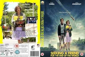 Seeking Dvd Seeking A Friend For The End Of The World 201 Dvd Disc Cover