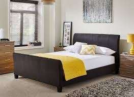 home design faux leather beds at dreams quality single double