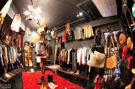 boutique fashion qosmos chic vintage fashion boutique in shibuya