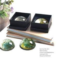 Personalized Paper Weight Gifts China Personalized Transparent Decorative Crystal Souvenir Glass