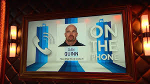 atlanta falcons head coach dan quinn on qb matt ryan 8 22 16