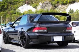 widebody subaru impreza 1999 subaru impreza ver5 wrx sti type ra limited sedan widebody