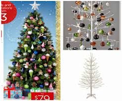 stunning target pre lit christmas tree innovative decoration 4