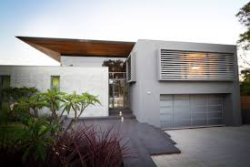 modern elegant design of the modern contemporary house design with
