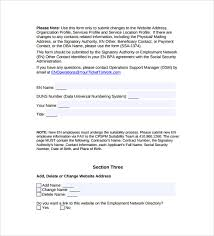 blanket purchase agreement templates 8 download free