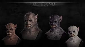silicone mask halloween silicone masks immortal masks hellhound youtube