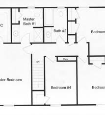 house plans with two master bedrooms 2 bedroom house plans with 2 master suites dual owner bedroom