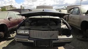 junkyard find 1989 cadillac eldorado biarritz the truth about cars