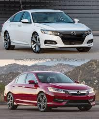 2018 honda accord vs 2016 honda accord old vs new