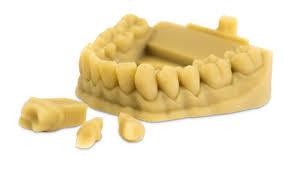 projet cuisine 3d projet mjp 2500 plus dental 3d systems