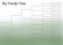 Blank Spreadsheets Excel Family Tree Template Virtren Com