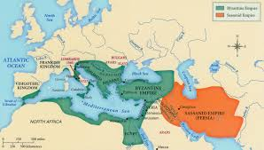 Byzantine Ottoman Byzantium And The Abbasids Had Crumbled The Byzantine Empire Was