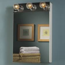 Bathroom Cabinet Mirror by Best 25 Lighted Medicine Cabinet Ideas On Pinterest Small