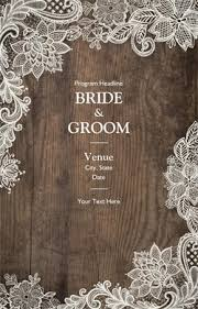 wedding programs vistaprint affordable wedding programs custom wedding programs vistaprint