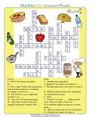 fiber answer key nutrition worksheets and games pinterest