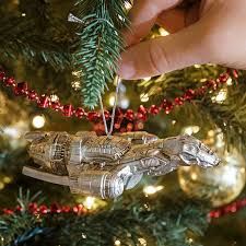 serenity ornament geeks up your tree technabob