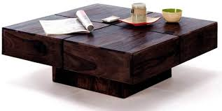 Bean Bag Laptop Desk by Mayumi Premium Multipurpose Square Wooden Cento Coffee Table