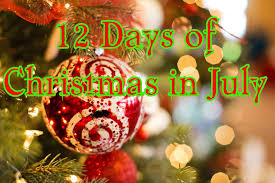 12 days of christmas in july 3 christmas crafts youtube