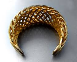 3d printed gold jewellery echo d metal 3d printed jewelry is out alienology