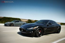 maserati grancabrio black maserati granturismo the ultimate dream machine pinterest