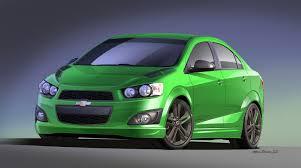 gmc sedan concept 2013 chevrolet sonic z spec 1 concept conceptcarz com