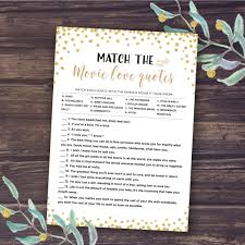 best quote from the notebook movie gold bridal shower games match the romantic movie love quotes