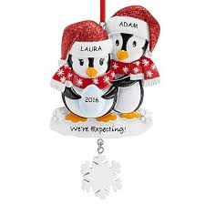personal creations personalized we re expecting ornament 2