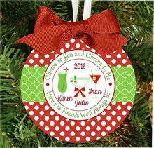 ornaments personalized and custom made for all family