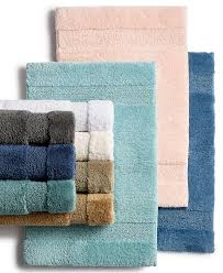 Dark Teal Bathroom Rugs by Bath Rugs And Mats Macy U0027s