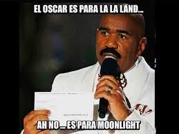Memes Oscar - oscar 2017 los memes tras error al anunciar pel祗cula ganadora