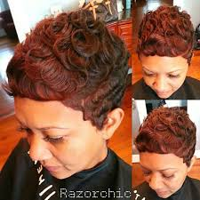 hot atlanta short hairstyles 22 easy short hairstyles for african american women razor chic