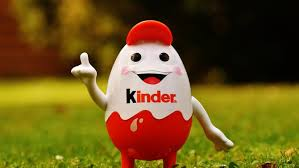 egg kinder give a cheer kinder eggs are coming to america