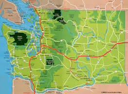 Map Of Washington by Washington State Map By Dan Youra