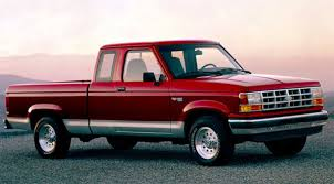 ford thunderbolt ranger history of the ford ranger