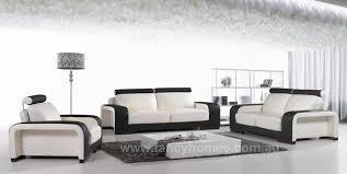 Designer Leather Sofa by Gemma Designer Leather Sofa 3 2 1 Seater Lounge Suite Fancy Homes