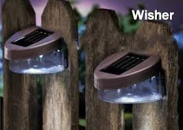 Best Outdoor Solar Lights - best outdoor garden decoration solar fence light solar wall light