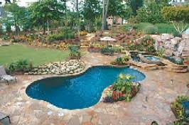 Landscaping Around Pool Exceptional Landscaping Advice For Your Pool Area Woodlands Pool