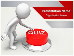 quiz powerpoint template free quiz show game template for