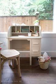Kids Floor Desk by How To Paint Over Bright Or Dark Coloured Furniture Vintage Kid U0027s