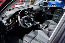 2011 Audi Q5 Interior First Look 2018 Audi Q5 Ny Daily News