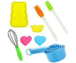 kit de cuisine enfant kit pâtisserie dinette jouet enfant véritable chef cuistot mes