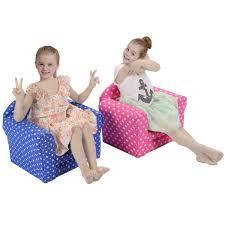 sofa chair for toddler amazon com costzon kid sofa armrest chair w stars blue kitchen