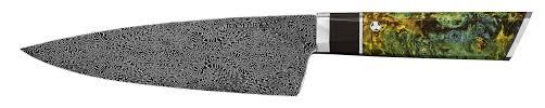 Folded Steel Kitchen Knives Bob Kramer Kramer Knives Gallery
