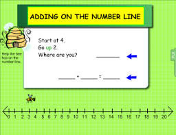 smart exchange usa adding and subtracting on the number line