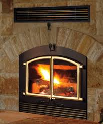 Arched Fireplace Doors by Wood Fireplaces Wood Burning High Efficiency Fireplaces Napoleon