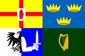 cross border flag for ireland
