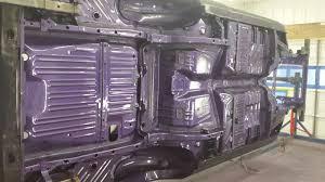 driven restorations black beauty b body mopar 1970 charger r t