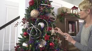 santa s best starry light microlight tree w color flip led lights