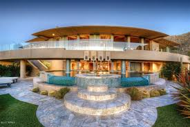 luxury homes a fabulous contemporary gated estate arizona luxury homes